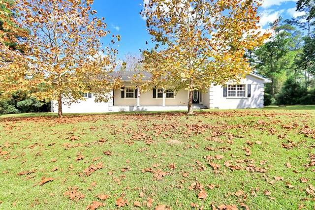 613 C.W. Collins Road, Screven, GA 31560 (MLS #140754) :: eXp Realty