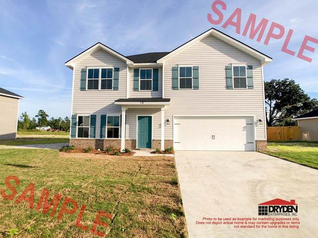 6 Rimes Avenue Se, Ludowici, GA 31316 (MLS #140793) :: Coldwell Banker Southern Coast