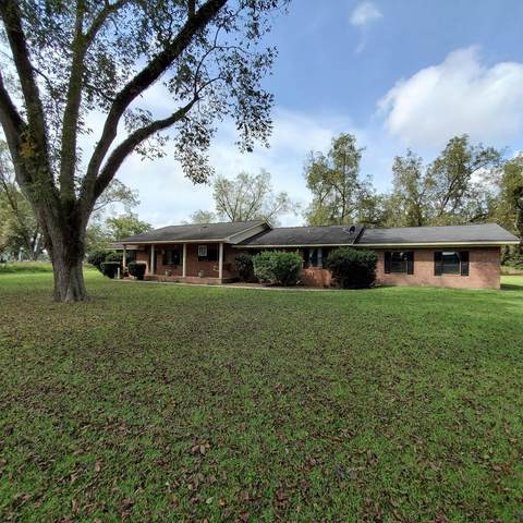 10675 Baxter Durrence Road, Glennville, GA 30427 (MLS #140794) :: Coldwell Banker Southern Coast