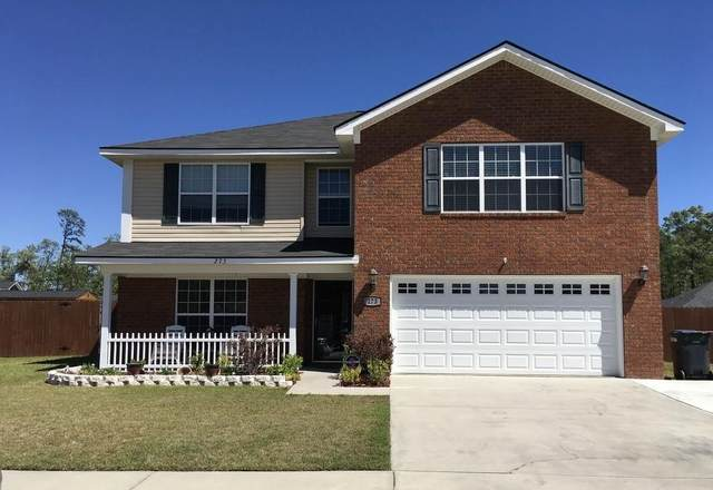 273 Manchester Court, Midway, GA 31320 (MLS #140815) :: Coldwell Banker Southern Coast