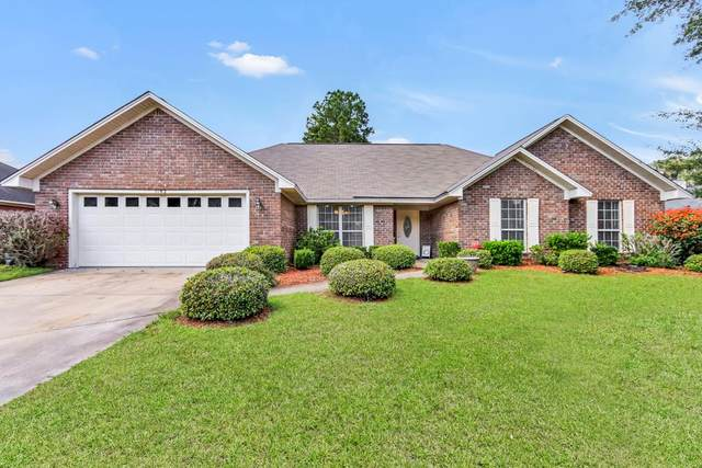 1192 Coverdale Lane, Hinesville, GA 31313 (MLS #140817) :: Coldwell Banker Southern Coast