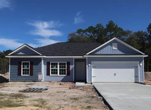 168 Morgan Field Boulevard, Ludowici, GA 31316 (MLS #140855) :: Coldwell Banker Southern Coast
