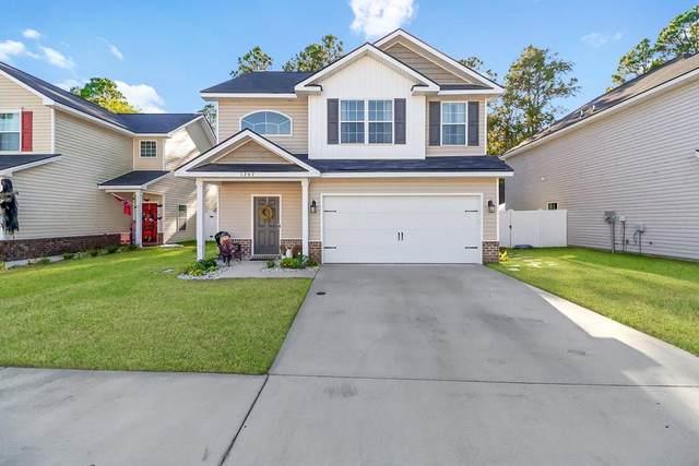 1267 Cypress Fall Circle, Hinesville, GA 31313 (MLS #140857) :: Coldwell Banker Southern Coast