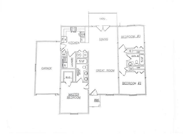 395 Linden Drive, Jesup, GA 31545 (MLS #140863) :: Coldwell Banker Southern Coast