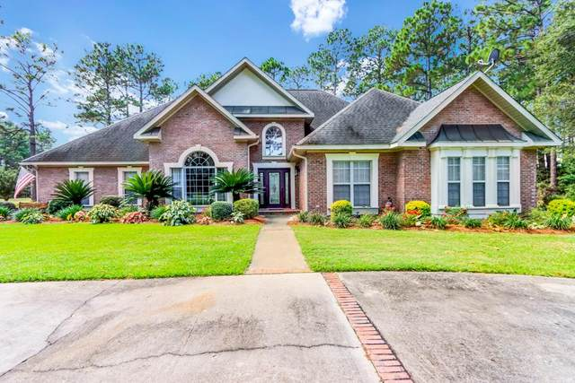 12 Pine Forest Drive, Jesup, GA 31545 (MLS #140868) :: Coldwell Banker Southern Coast
