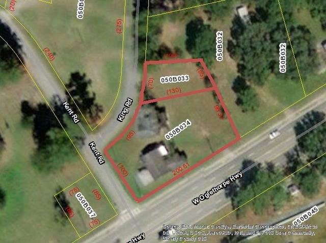 4821 West Oglethorpe Highway, Hinesville, GA 31313 (MLS #140872) :: Coldwell Banker Southern Coast