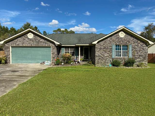 388 Meloney Drive, Hinesville, GA 31313 (MLS #140884) :: Coldwell Banker Southern Coast