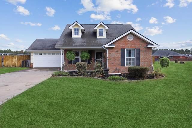352 Parish Loop Ne, Hinesville, GA 31313 (MLS #140913) :: RE/MAX Eagle Creek Realty