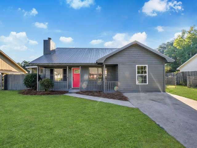 1361 Forest Lake Drive, Hinesville, GA 31313 (MLS #140923) :: RE/MAX Eagle Creek Realty