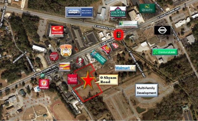 0 Shyam Road, Hinesville, GA 31313 (MLS #124000) :: Coldwell Banker Southern Coast