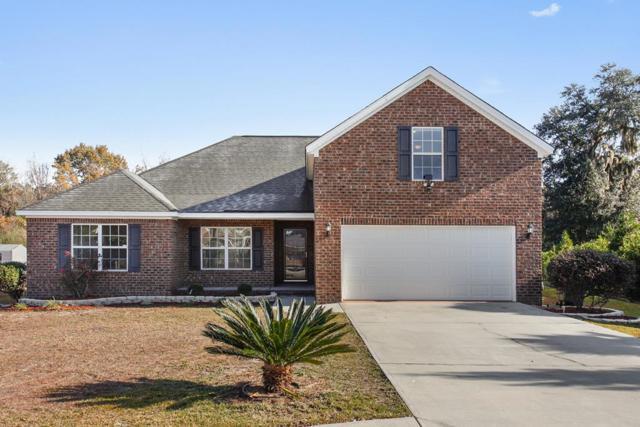 1006 White Oak Circle, Hinesville, GA 31313 (MLS #129610) :: Coldwell Banker Holtzman, Realtors