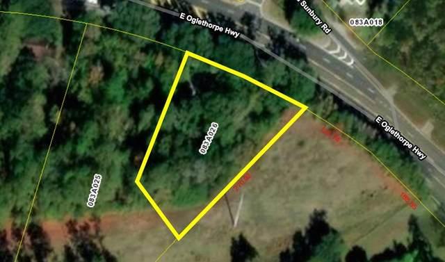 0 East Oglethorpe Highway, Flemington, GA 31313 (MLS #129923) :: Coldwell Banker Southern Coast