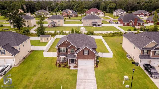 612 Red Oak Lane, Hinesville, GA 31313 (MLS #131892) :: Coldwell Banker Holtzman, Realtors
