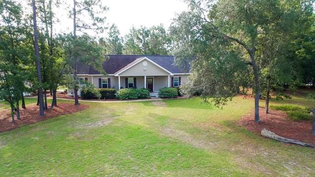125 Horse Ranch Road, Jesup, GA 31545 (MLS #131970) :: Coldwell Banker Southern Coast