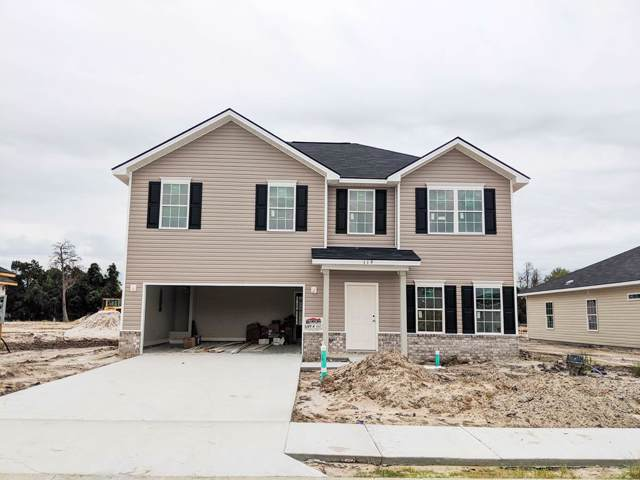 119 Brasher Drive, Hinesville, GA 31313 (MLS #132384) :: RE/MAX All American Realty