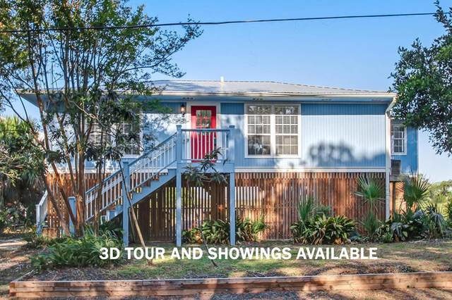143 South Campbell Avenue, Tybee Island, GA 31328 (MLS #132551) :: Coldwell Banker Southern Coast
