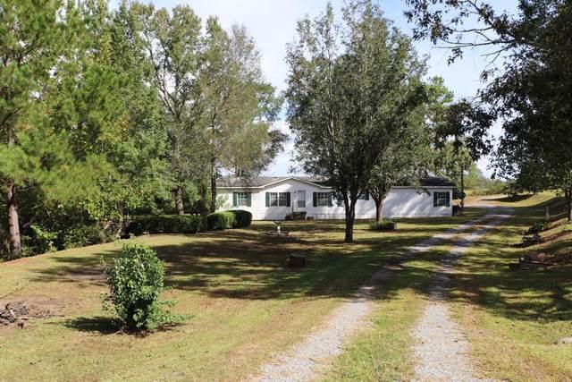 277 Beaver Creek Road, Jesup, GA 31545 (MLS #132604) :: Coldwell Banker Holtzman, Realtors