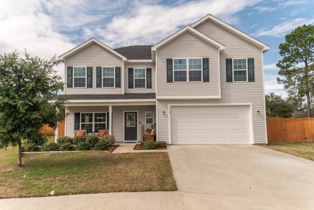 68 Mikell Court, Hinesville, GA 31313 (MLS #132718) :: RE/MAX All American Realty