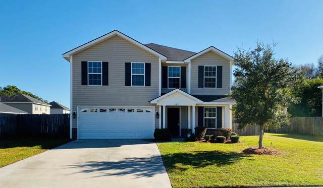 303 Largo Court, Hinesville, GA 31313 (MLS #132734) :: RE/MAX All American Realty