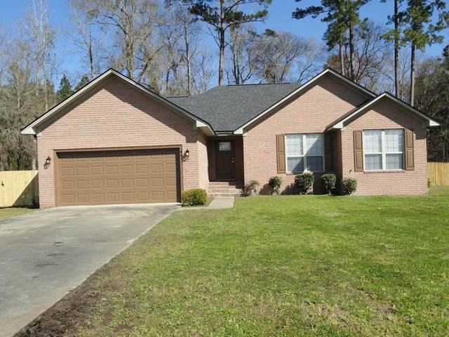 95 West Daryl Drive, Hinesville, GA 31313 (MLS #133071) :: RE/MAX All American Realty