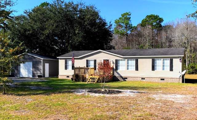 292 Copperhead Road, Allenhurst, GA 31301 (MLS #133131) :: RE/MAX All American Realty