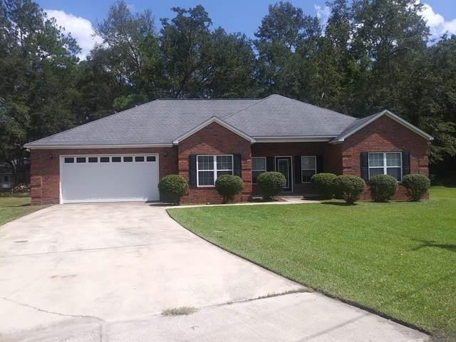 122 Colonial Drive, Midway, GA 31320 (MLS #133201) :: Coldwell Banker Holtzman, Realtors