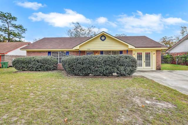 1244 Chinook Way, Hinesville, GA 31313 (MLS #133211) :: RE/MAX All American Realty