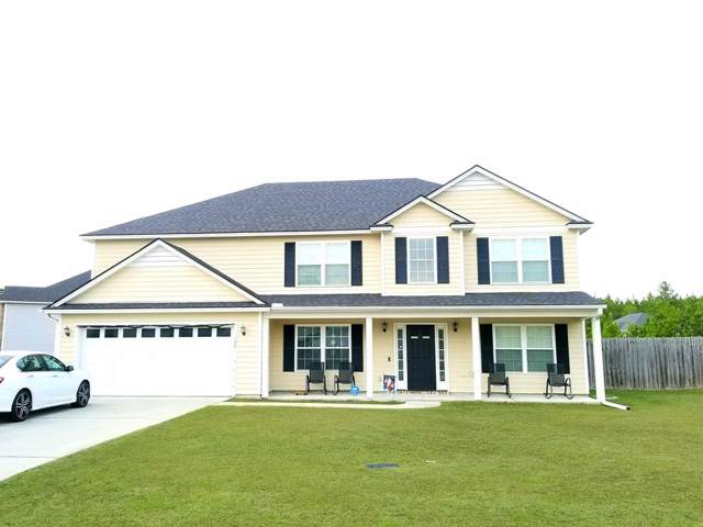 158 Coleman Pass Ne, Ludowici, GA 31316 (MLS #133297) :: RE/MAX All American Realty