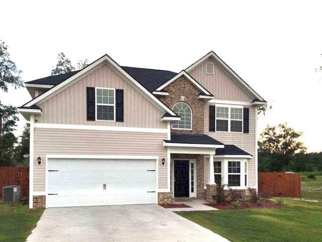 228 Cumberland Drive, Ludowici, GA 31316 (MLS #133535) :: Coldwell Banker Holtzman, Realtors