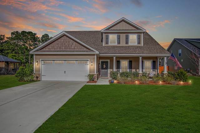 370 Wicklow Drive, Richmond Hill, GA 31324 (MLS #133702) :: RE/MAX Eagle Creek Realty