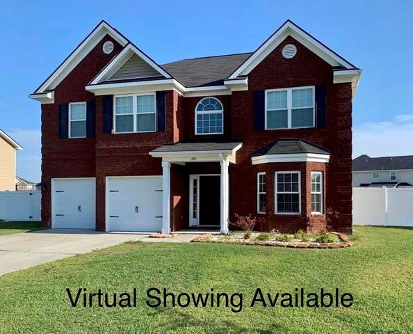 641 Red Oak Lane, Hinesville, GA 31313 (MLS #134235) :: Coastal Homes of Georgia, LLC