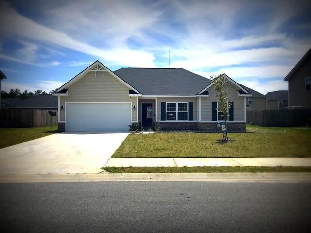 1514 Bayberry Drive, Hinesville, GA 31313 (MLS #134295) :: Coastal Homes of Georgia, LLC