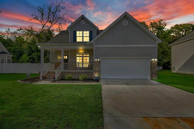 1274 Peacock Trail, Hinesville, GA 31313 (MLS #134623) :: Coastal Homes of Georgia, LLC