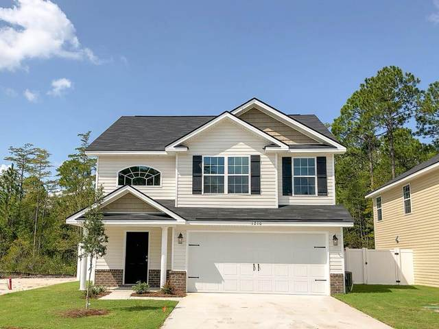 53 Perlieu Court, Hinesville, GA 31313 (MLS #134925) :: Coldwell Banker Southern Coast