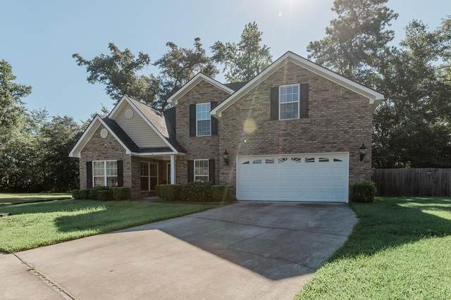 50 Archibald Way, Midway, GA 31320 (MLS #134928) :: Coldwell Banker Southern Coast