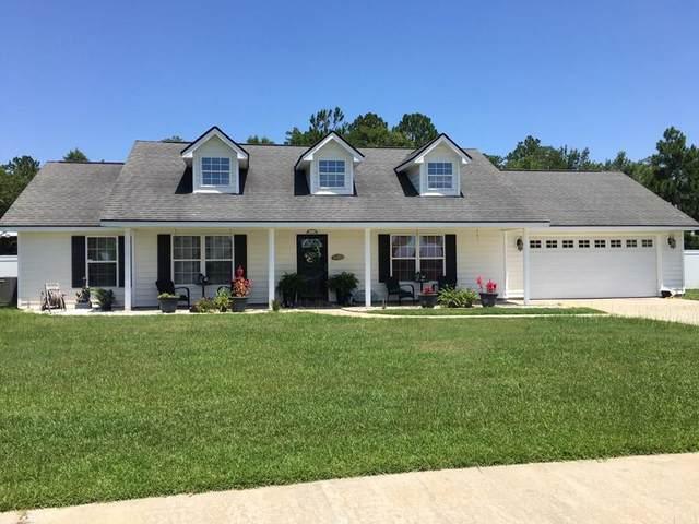 131 Parish Loop Ne, Hinesville, GA 31313 (MLS #134988) :: Coldwell Banker Southern Coast