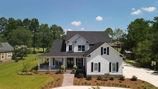31 Eagle Drive, Jesup, GA 31546 (MLS #135092) :: Coldwell Banker Southern Coast