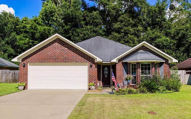 250 Gloucester Drive, Midway, GA 31320 (MLS #135110) :: Coldwell Banker Southern Coast