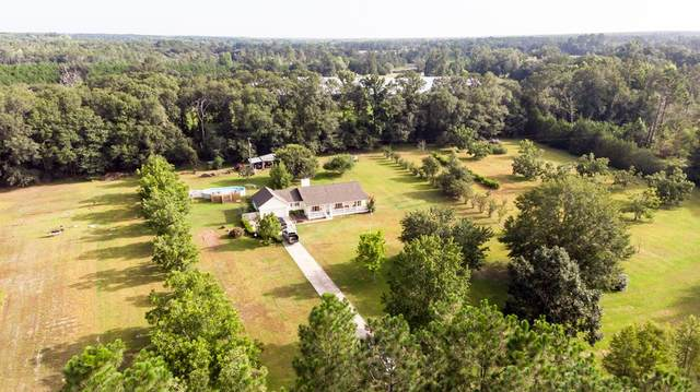 2285 Beards Creek Church Road, Glennville, GA 30427 (MLS #135176) :: Coldwell Banker Southern Coast