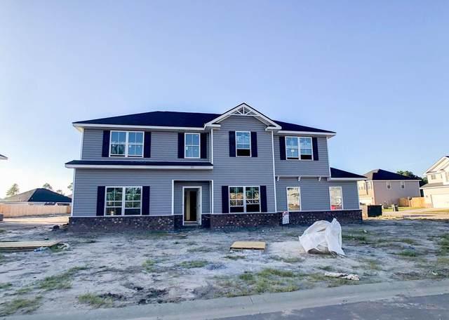 49 Thorp Circle, Hinesville, GA 31313 (MLS #135324) :: Coastal Homes of Georgia, LLC