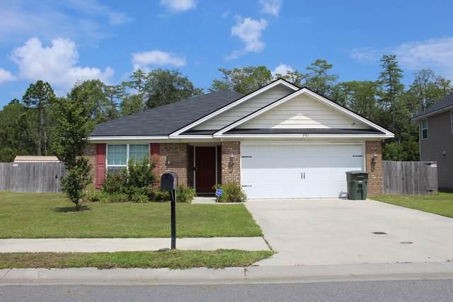 201 Grandview Drive, Hinesville, GA 31313 (MLS #135462) :: Coastal Homes of Georgia, LLC