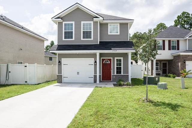 1303 Karen Court, Hinesville, GA 31313 (MLS #135661) :: Level Ten Real Estate Group