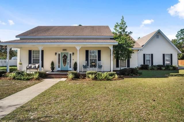 485 Cody Drive, Jesup, GA 31545 (MLS #135722) :: Coastal Homes of Georgia, LLC