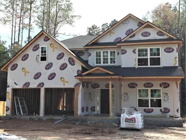 127 Old Savannah Road, Hinesville, GA 31313 (MLS #135724) :: Level Ten Real Estate Group