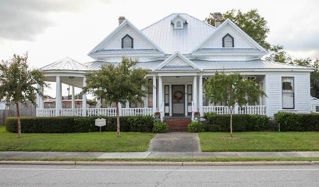108 Caswell Street, Glennville, GA 30427 (MLS #135735) :: Coldwell Banker Southern Coast