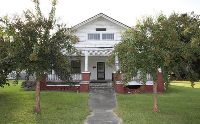 114 Caswell Street, Glennville, GA 30427 (MLS #135753) :: RE/MAX All American Realty