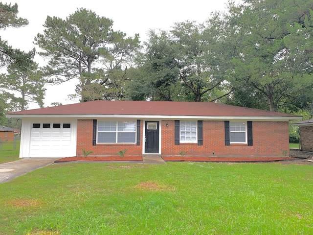 607 Franklin Street, Hinesville, GA 31313 (MLS #135771) :: RE/MAX All American Realty