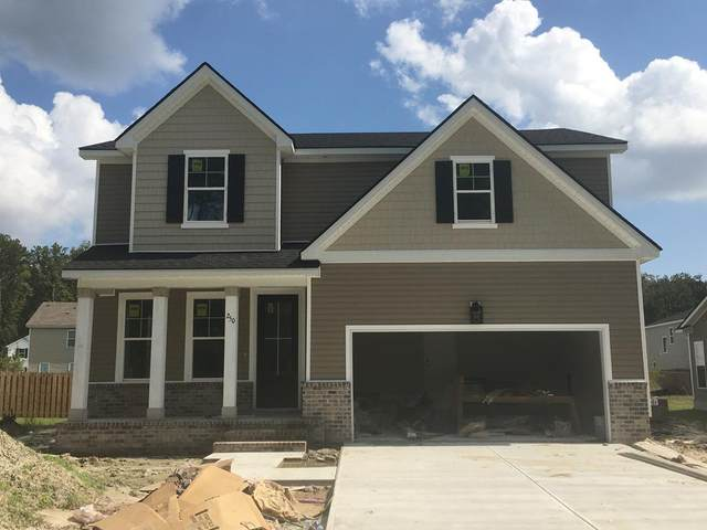 250 Whitaker Way, Richmond Hill, GA 31324 (MLS #135802) :: Coldwell Banker Southern Coast