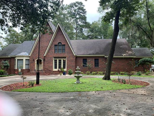 152 Lakeview Drive, Jesup, GA 31545 (MLS #135856) :: RE/MAX All American Realty