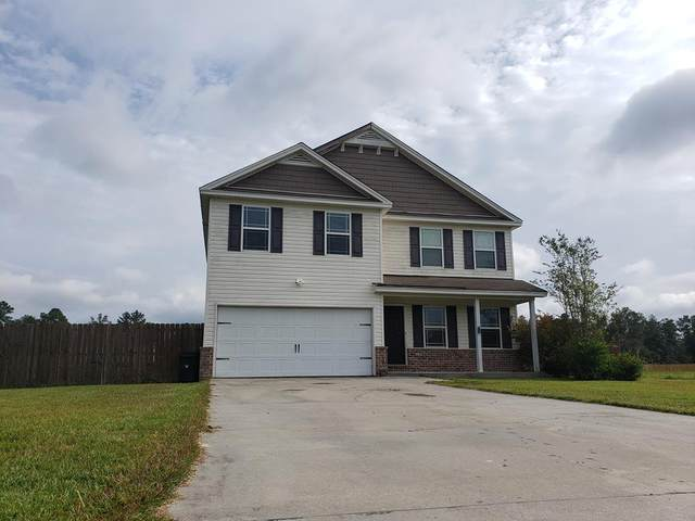 49 Creekside Drive Nw, Ludowici, GA 31316 (MLS #135899) :: Level Ten Real Estate Group